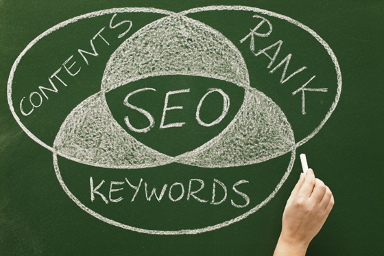 Small Business SEO service web presence solutions Search Engine Optimization Keywords Content Rankings